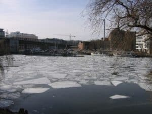 A Frozen Baltic