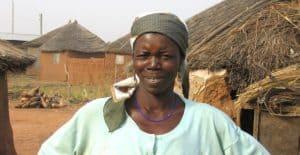 Woman From Gambaga