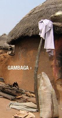 Around Gambaga